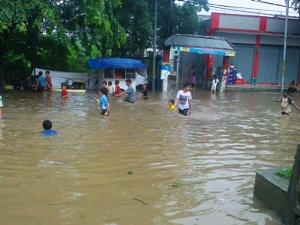 Pemkot Bekasi Alokasikan Anggaran 2014 Untuk Penanggulangan Banjir