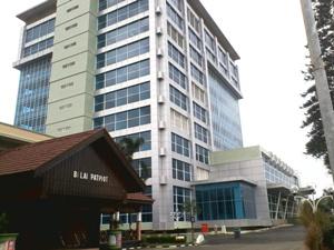 3 SKPD Sudah Menempati Gedung 10 Lantai Pemkot Bekasi