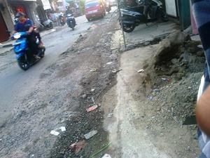 1000 Jalan Rusak Bekasi Segera Diperbaiki