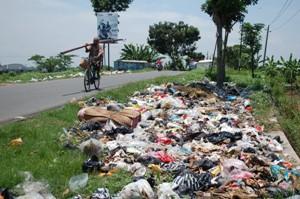 """"""" Sampah """" Masih Menjadi Masalah Serius Dikota Bekasi"""