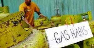 Gas 3 Kg langka di Bekasi Utara