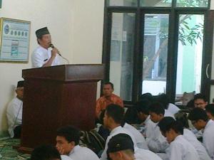 "SMA Negeri 14 Kota Bekasi Peringati Isra' Mi""raj"