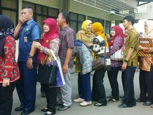 RSUD Kota Bekasi Silaturahmi Sambut Ramadhan 1433 Hijriah