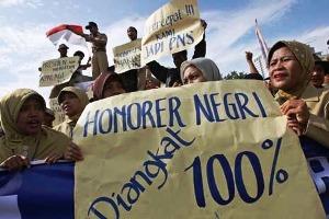 Nasib Guru Honor Diatas 2005 Masih Simpang siur