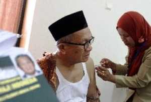 Calon Jamaah Haji kota Bekasi Cek Kesehatan