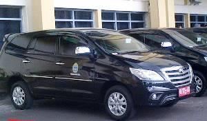Anggota Dewan DPRD Kota Bekasi Belum mengembalikan Mobil Dinas