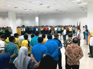 Walikota Bekasi Pecat Kabid Linmas Satpol PP