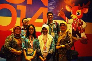 Siswa SMA negeri 2 kota Bekasi Sukses Sabet Medali Perak OSN