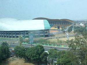 Pembangunan Stadion Patriot Bekasi Mangkrak,Pemkot Minta Kejari Dampingi