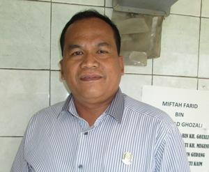 Wakil Ketua Komisi B DPRD Kota Bekasi, H. Maryadi