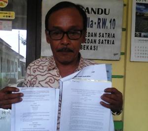 Pemilihan Ketua RW Ricuh, Lurah Medan Satria Acuhkan Perda