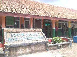 Infrastruktur SD Negeri 02 Srijaya Tambun Utara Terbengkalai
