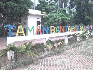 RTH Kurang, Walikota Bekasi Resmikan Taman kota Bantar Gebang