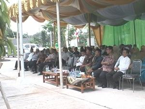Peringatan Maulid Nabi Muhammad SAW di Kecamatan Medan Satria