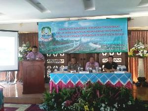 Meningkatkan Pelayanan Prima BPPT Kota Bekasi Adakan Sosialisasi SOP