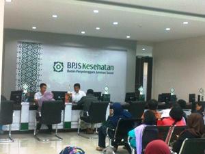 BPJS Kota Bekasi Kantor Baru Pelayanan Lama