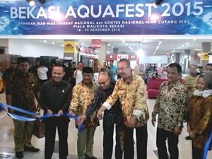 Bekasi Aquafest 2015 Resmi dibuka