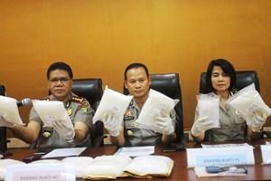 Polres Bekasi Kota Ungkap Sindikat Jaringan Shabu Internasional 13,9 Kg