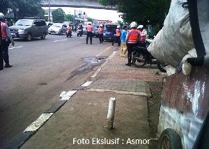 Razia DISHUB Kota Bekasi Melebihi Anjuran Dokter