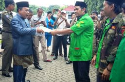 GP Ansor Kota Bekasi Surati DPRD Tolak Pembentukan Pansus