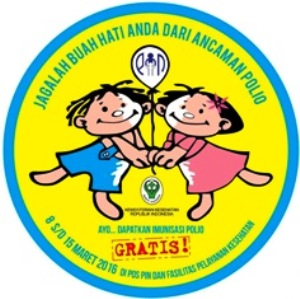 Dinkes Targetkan 95 Persen Balita Bekasi Sasaran PIN Polio