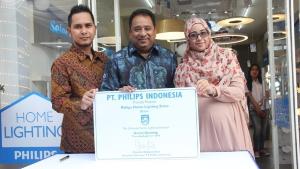 Philips Home Light Store Resmikan toko ke-33 Di Bekasi