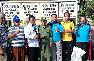 Saba Kampung, Giat  Masyarakat Peduli Lingkungan