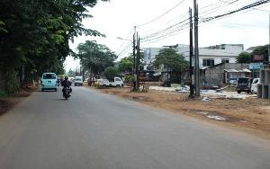 Perlintasan Jalur mudik di Bekasi Rawan kecelakaan