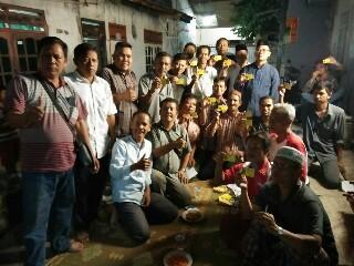 """ Dijatah 18 KK Oleh Kelurahan "" Tim TR Bantu  Warga Peroleh KS"