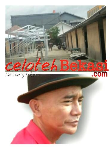 Foto : Ormas GIBAS Siap Kawal Usut Kasus Dugaan Pungli Revitalisasi Pasar Jati Asih