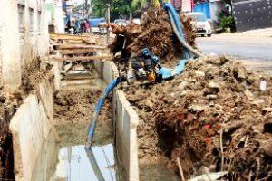 Disbimarta Kota Bekasi Maksimalkan Pekerjaan Folder Air