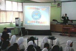 BNN Pusat Adakan Penyuluhan Narkoba Untuk Pelajar Bekasi