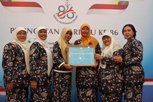 BP3AKD Kota Bekasi Raih APE Tingkat Provinsi