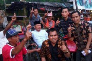 Serap Keluhan,Rahmat Effendi Sambangi Pangkalan Becak Di Bekasi Utara