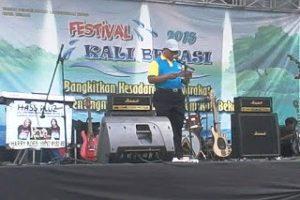 Festival Kali Bekasi 2015
