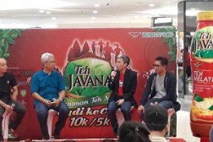 Wings Food Selenggarakan Teh Javana Candi ke Candi 10k