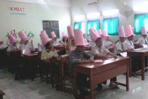 Hari Pertama MOPDB Di SMAN 2 Kota Bekasi