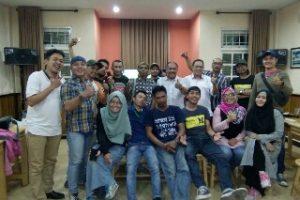 IWO Kota Bekasi Siap Perjuangkan Kode Etik Wartawan Online