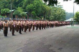 LDKS Siswa Di SMKN 5 Membentuk Jiwa Kepemimpinan