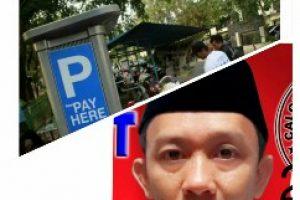 Rifauddin : Parkir Meter Dinilai Bodohi Masyarakat