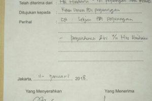 Tak Terima Dukung Petahana,Pengurus DPC PDI Perjuangan Mengundurkan Diri