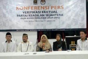 Hasil Verifikasi Faktual, PKS Lampaui 30 Persen Keterwakilan Perempuan