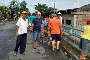 Warga Rawabebek Bendungan Siap Menyambut Adipura diKota Bekasi
