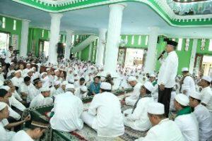 Ahmad Syaikhu Hadiri Zikir dan Do'a Bersama Ustadz Arifin Ilham di Bekasi