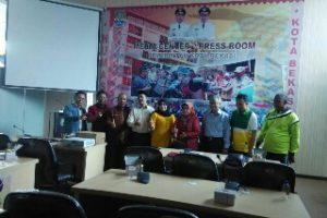 Kunker Ke Bekasi DPRD Provinsi Jawa Barat Bahas Persiapan kegiatan Pilkada 2018
