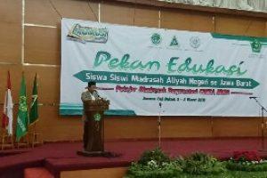 Pelajar MAN se Jawa Barat Ikut Edukasi di Kota Bekasi