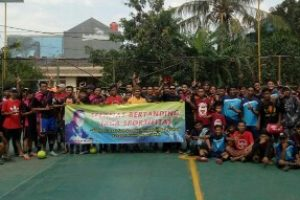 SHM Gelar Turnamen Futsal Sebagai Ajang Silahturahmi