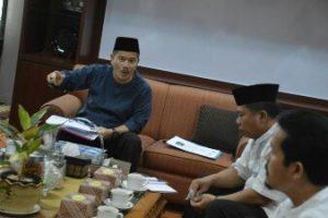 Pj Walikota Bekasi Pimpin Rapat Renovasi Masjid Al Amir