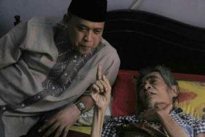 Tri Adhianto Jenguk Habib Hasyim Ubaidillah