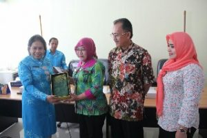 Pemprov Kaltim Kunker ke Kota Bekasi Perluas Wawasan Kehumasan dan pengembangan smart city